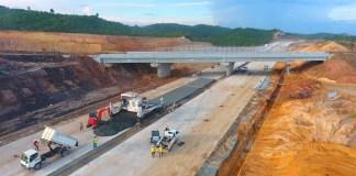 Jalan Tol Balikpapan-Samrinda adalah tol pertama di Kalimantan