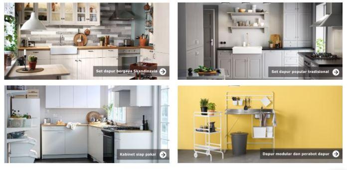 produk perabot dan aksesoris rumah tangga