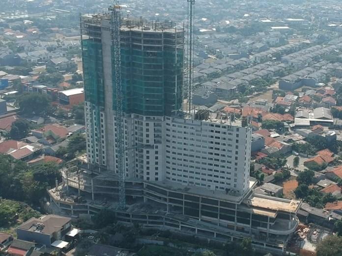 progres tamansari bintaro mansion