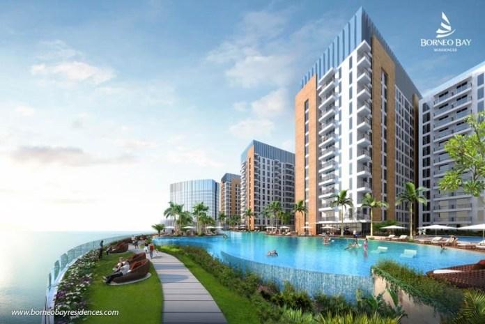 borneo bay city residences