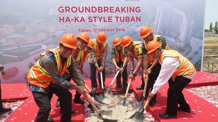 groundbreaking HA-KA Style Tuban