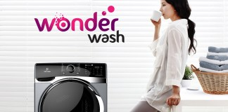 mesin cuci Wonder Wash dari polytron