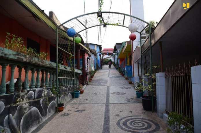 Program Kota Tanpa Kumuh di Malang