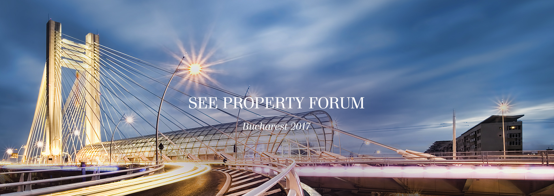 See Property Forum 2017 Bucharest Romania Property Forum