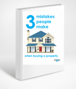 Free Download 3 Mistakes People Make when buying property