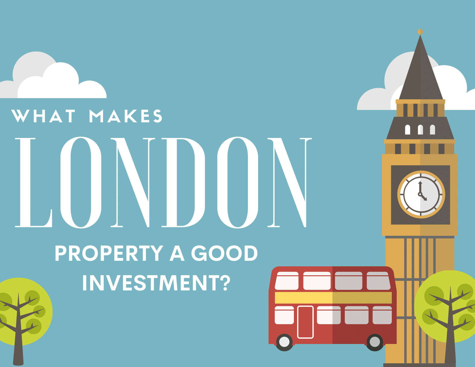 Is London a good property Investment?
