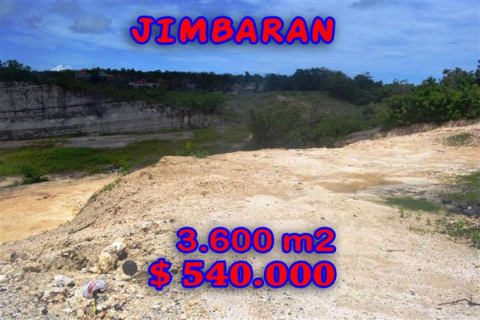 Spectacular Property in Bali, Land for sale in Jimbaran Bali Indonesia – TJJI024