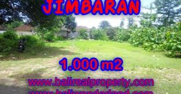 Spectacular Property for sale in Bali, land for sale in Jimbaran Bali – TJJI063