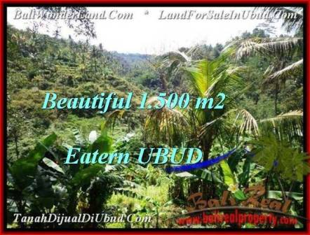FOR SALE Magnificent LAND IN Ubud Tegalalang BALI TJUB503