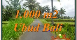 FOR SALE Beautiful LAND IN Ubud Tampak Siring BALI TJUB634