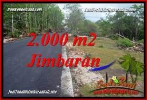 Magnificent JIMBARAN LAND FOR SALE TJJI133B