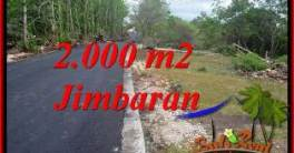 Magnificent JIMBARAN LAND FOR SALE TJJI133B