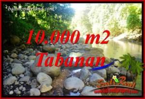 Affordable Property 10,000 m2 Land for sale in Tabanan Selemadeg TJTB406