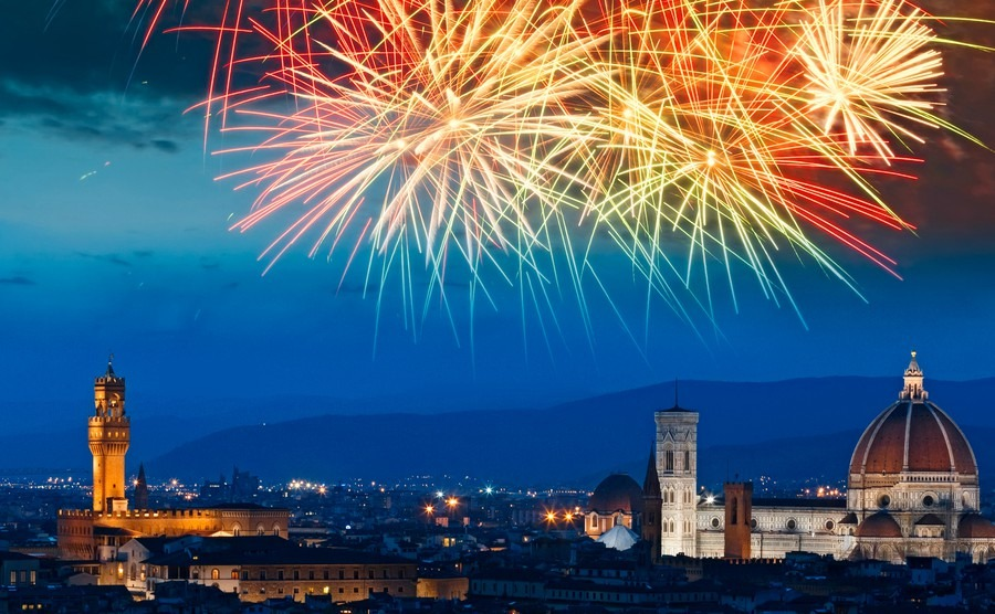 New Year s Eve Tradition   Italy Property Guides florence new year italy