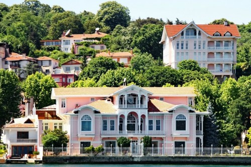 What types of Turkish house can you buy?