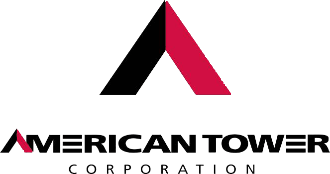 American Tower Corporation Logo Ranked 1st Property Manager Insiders List Of The Biggest U.S. Based Real Estate Companies