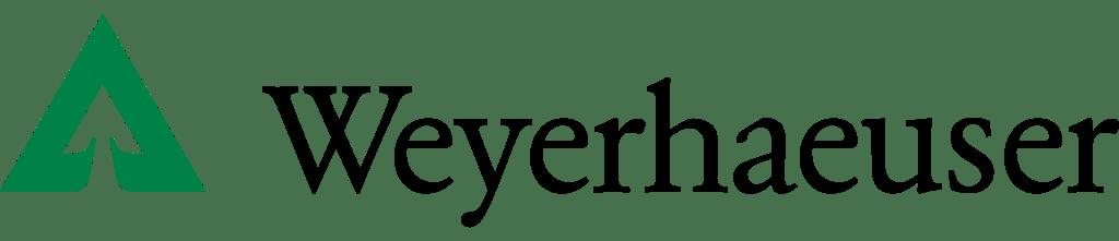 Weyerhaeuser Logo 5e op Property Manager Insiders List Of The Biggest U.S. Based Real Estate Companies