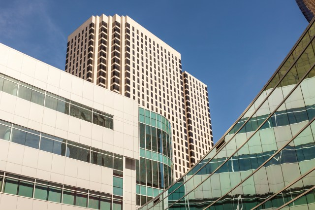 Class A and Class B Office Buildings In Downtown Dallas For What Determines Office Building Class Blog On Property Manager Insider