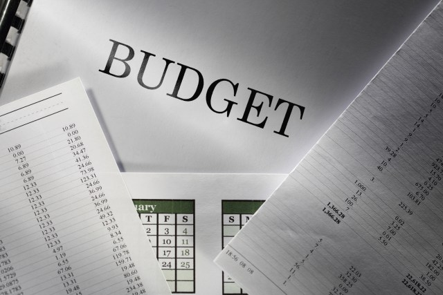Budget Paperwork On Desk For 3 Tips For Preparing Annual Property Budgets In A Global Pandemic Blog