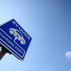 EV Quick Charging Sign For How Much Do Commercial DC Fast Chargers Cost Blog