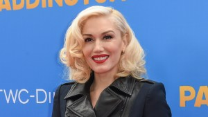Gwen Stefani arrives at the Los Angeles Premiere of Paddington at the TCL Chinese Theatre on Saturday, Jan 10, 2015, in Los Angeles. (Photo by Rob Latour/Invision/AP)