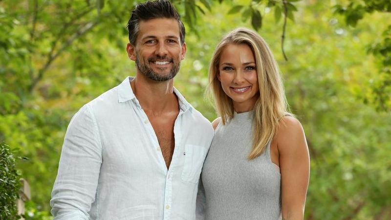 Harbour bachelor pad the perfect fit for Tim Robards and Anna Heinrich