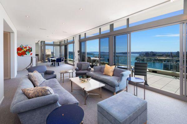 Potts Point penthouse