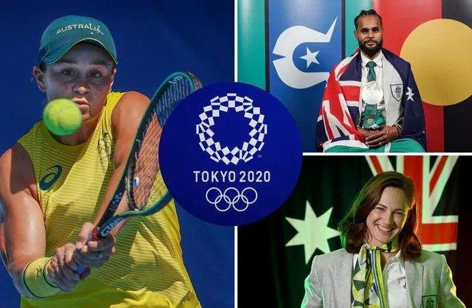 Australia's Olympic stars