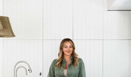 Interior designer Chloe Matters
