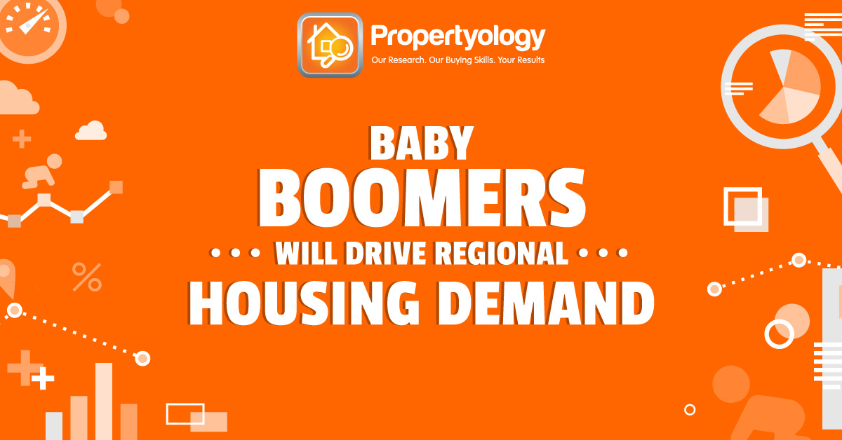 Propertylogy real estate marketing trends briisbane baby boomers regional