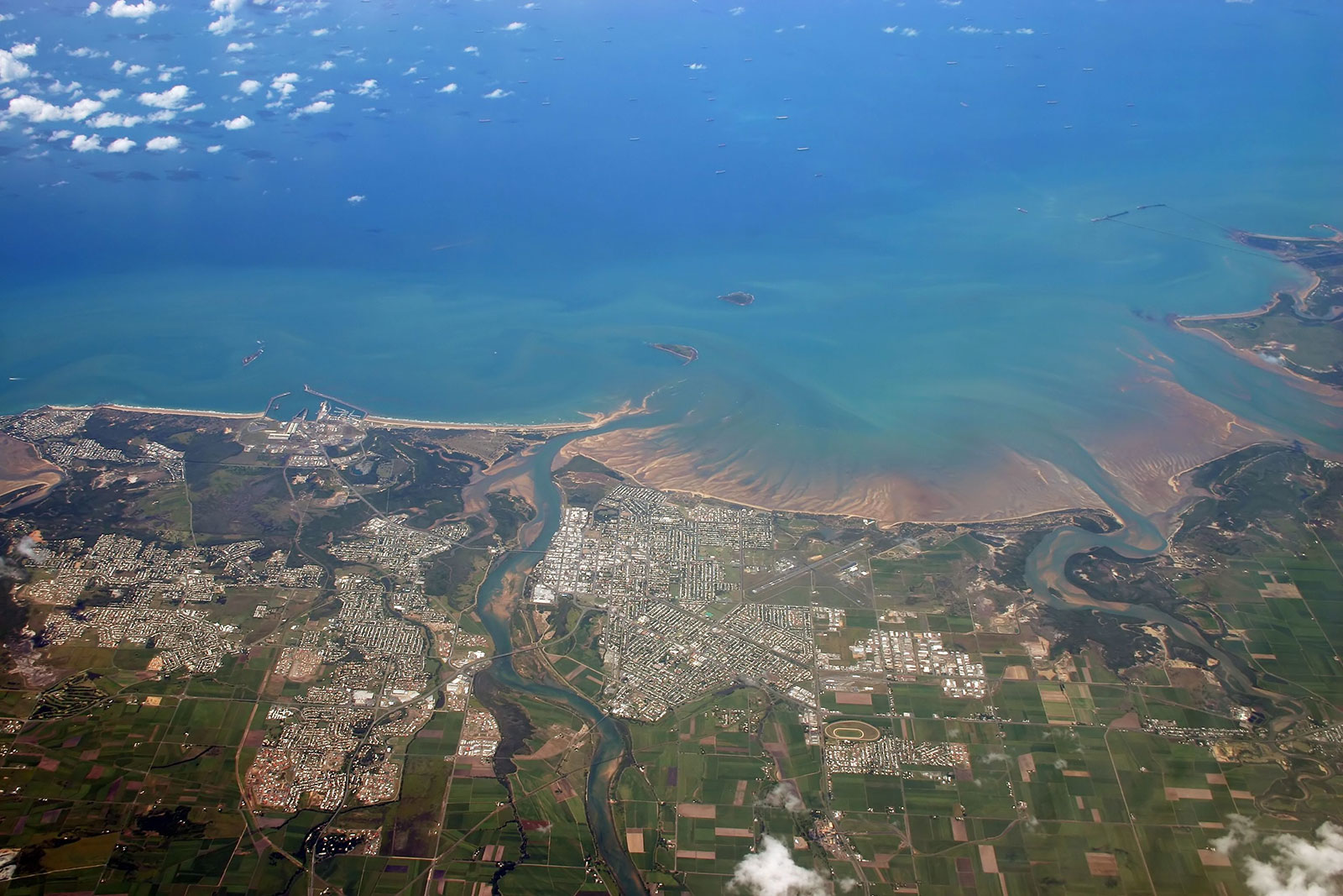 Mackay, QLD - Australia's 18th Largest City
