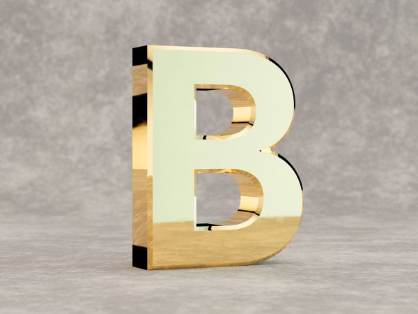 'B' For Booming Real Estate