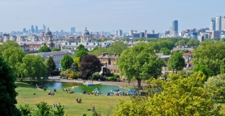 The grass is always greener: Huge rental price differences on opposite sides of London's parks