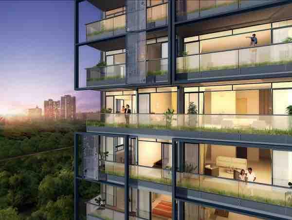 Three units sold to Malaysian at Three Balmoral