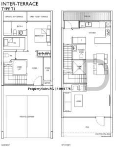 Belgravia Green Floor Plan