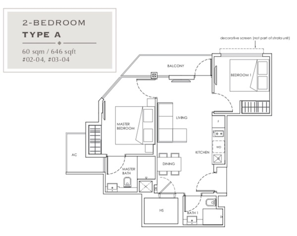 The Ramford Floor Plan