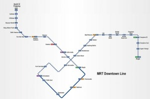Downtown Line – New Condo Launches