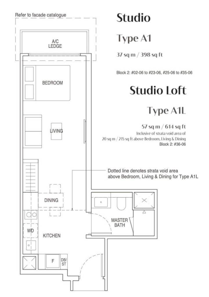 Irwell Hill Residences Floor Plan