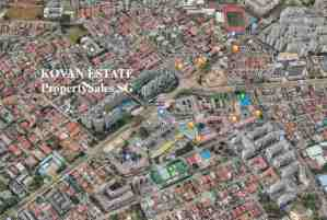 Kovan 999-year Leasehold Site for Sale