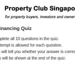 Put yourself to the test: the Property Financing Quiz