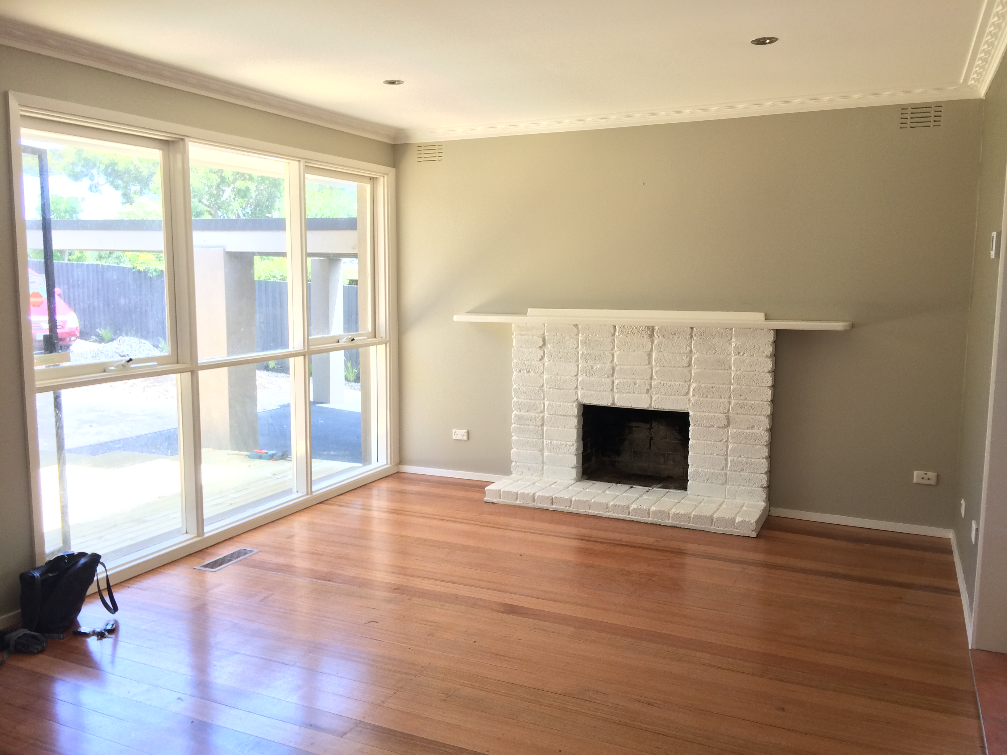 Home Staging Before - Frankston South