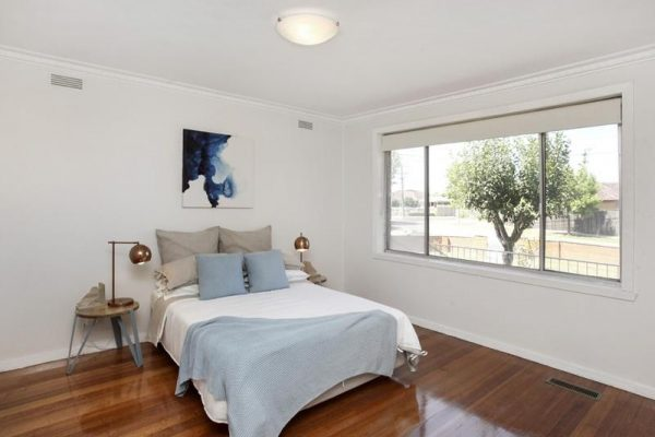Home Staging Sunshine West Bedroom