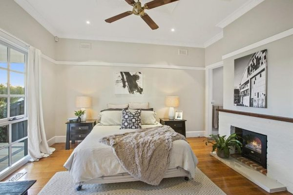 Property Styling Melbourne Ringwood Master bedroom