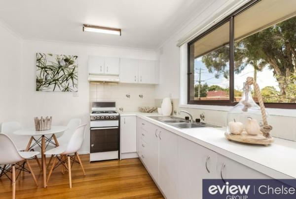 Home Staging Edithvale Kitchen