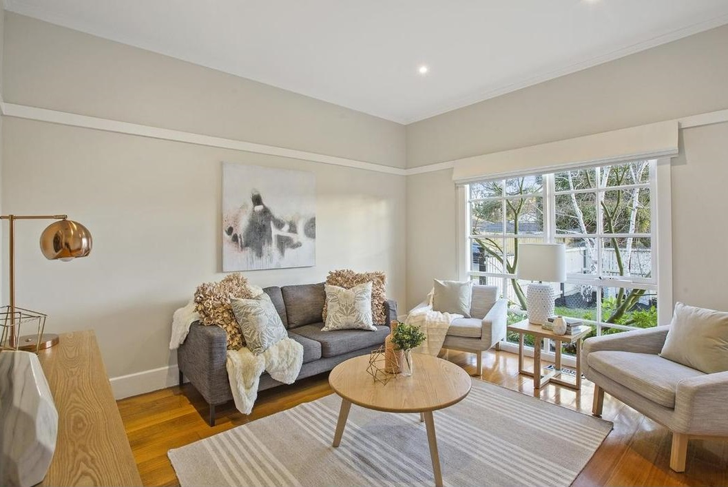 Property Styling Melbourne Ringwood Formal Lounge