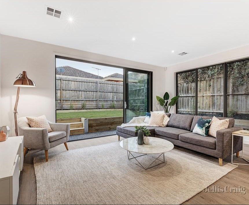 Property Styling Bentleigh East Living Room