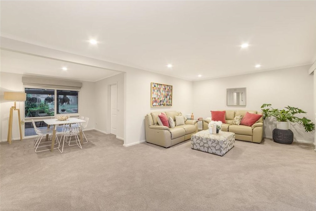 Property styling Wantirna Formal Lounge