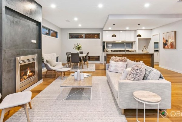 Property Styling Chelsea Living Dining