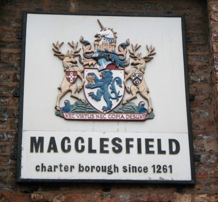 Image result for welcome to macclesfield sign