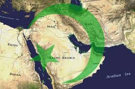 Image result for shiite crescent